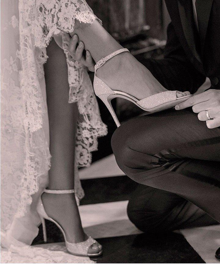 Коллекция свадебных аксессуаров Jimmy Choo фото №2
