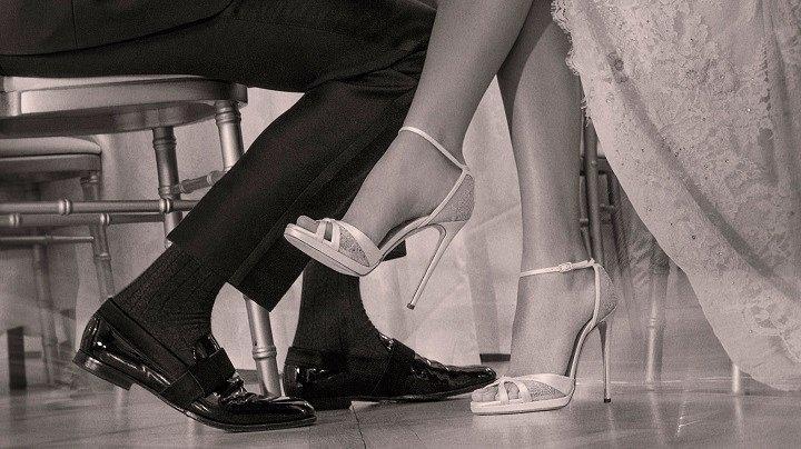 Коллекция свадебных аксессуаров Jimmy Choo фото №3