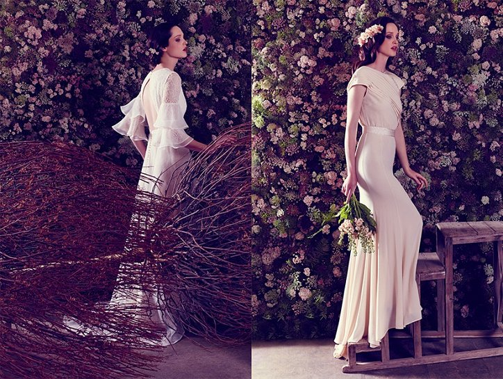 Коллекция свадебных платьев Ailanto весна 2017 фото №3