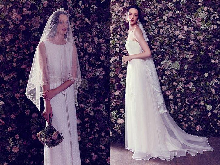 Коллекция свадебных платьев Ailanto весна 2017 фото №4