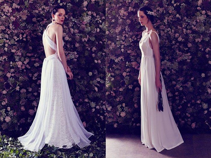 Коллекция свадебных платьев Ailanto весна 2017 фото №5