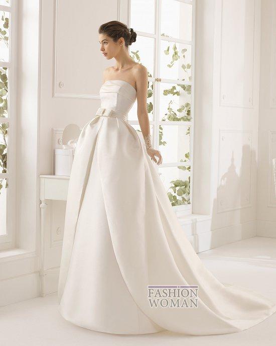 Коллекция свадебных платьев Aire Barcelona 2015 фото №7
