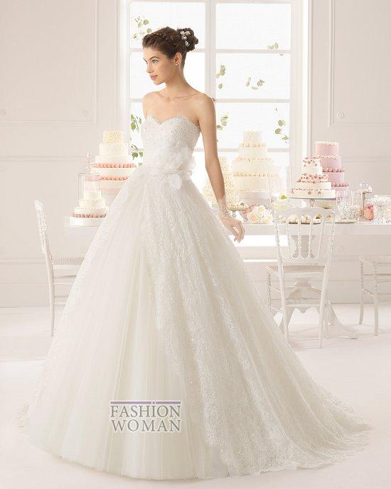 Коллекция свадебных платьев Aire Barcelona 2015 фото №8