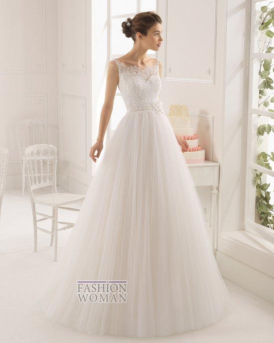 Коллекция свадебных платьев Aire Barcelona 2015 фото №10
