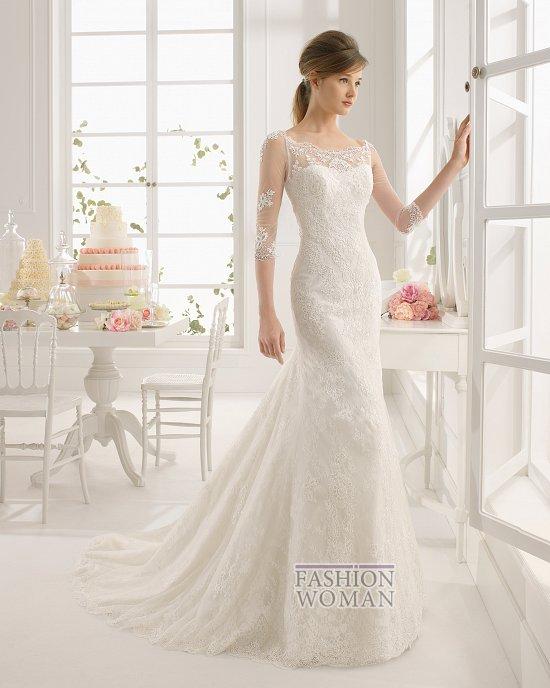 Коллекция свадебных платьев Aire Barcelona 2015 фото №13