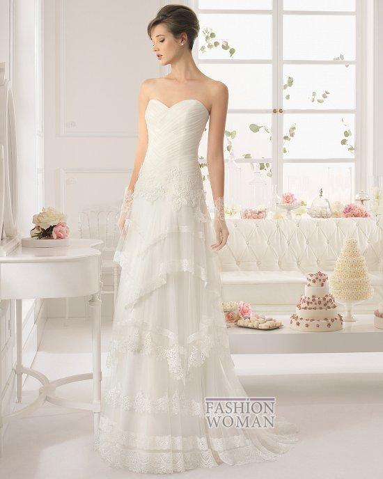 Коллекция свадебных платьев Aire Barcelona 2015 фото №20