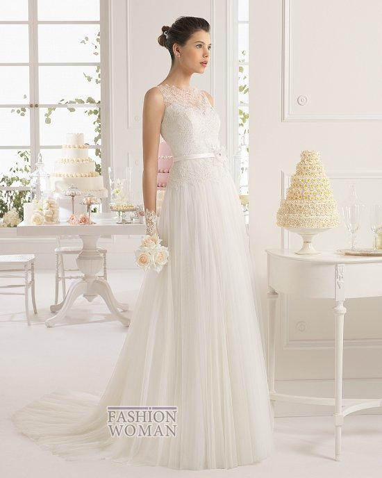 Коллекция свадебных платьев Aire Barcelona 2015 фото №23
