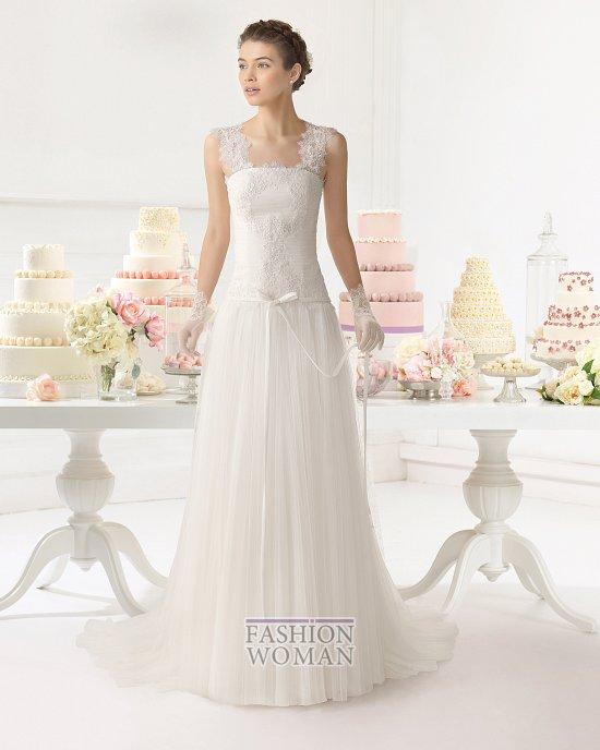 Коллекция свадебных платьев Aire Barcelona 2015 фото №25