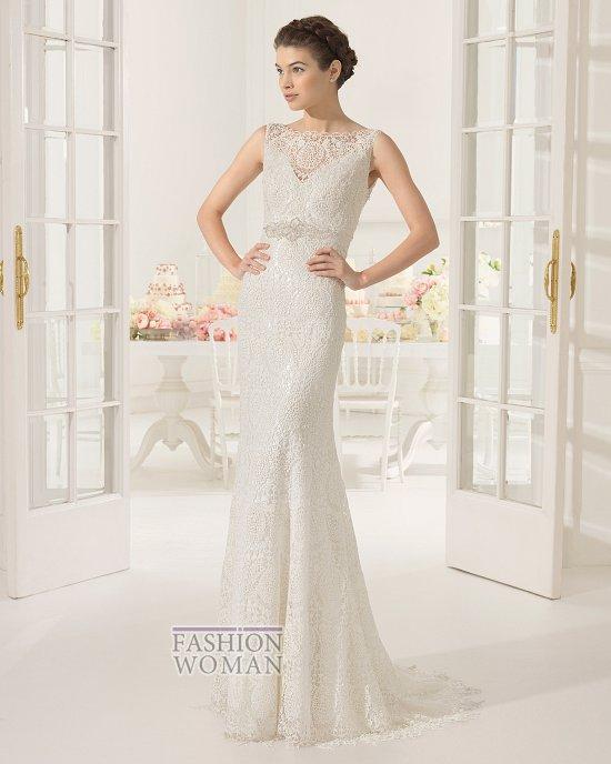 Коллекция свадебных платьев Aire Barcelona 2015 фото №29