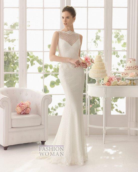 Коллекция свадебных платьев Aire Barcelona 2015 фото №30