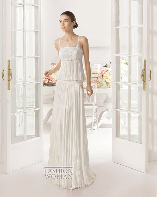 Коллекция свадебных платьев Aire Barcelona 2015 фото №33