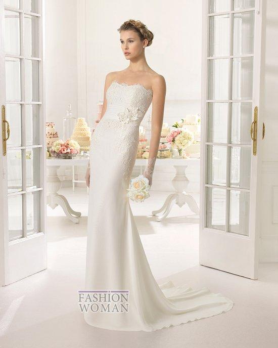 Коллекция свадебных платьев Aire Barcelona 2015 фото №34