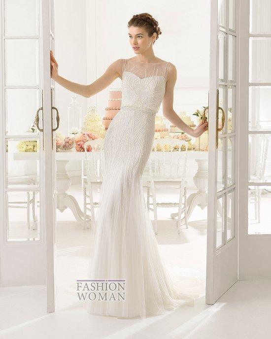 Коллекция свадебных платьев Aire Barcelona 2015 фото №35