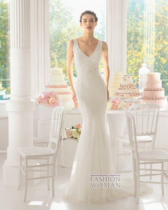 Коллекция свадебных платьев Aire Barcelona 2015 фото №38