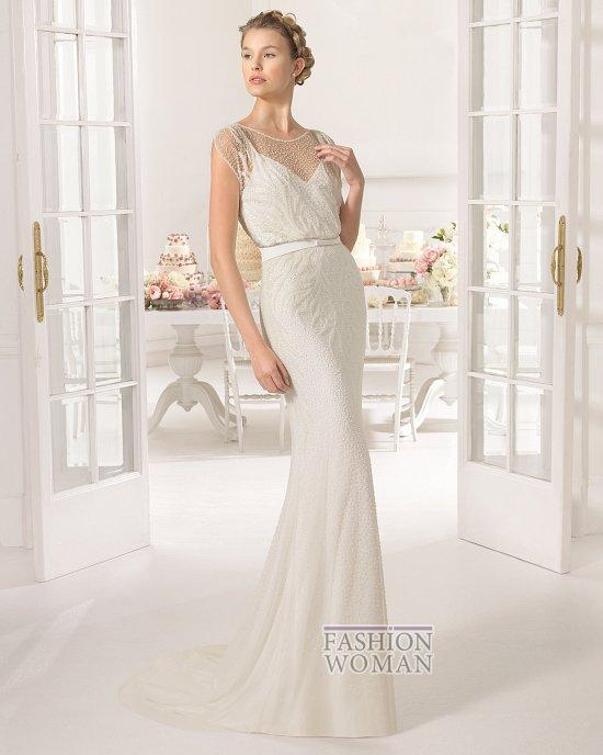 Коллекция свадебных платьев Aire Barcelona 2015 фото №39