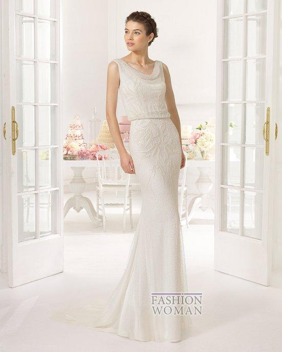 Коллекция свадебных платьев Aire Barcelona 2015 фото №40
