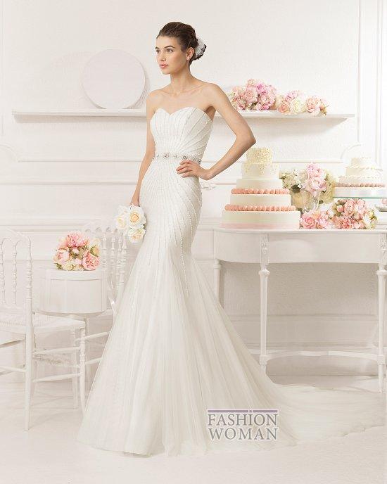 Коллекция свадебных платьев Aire Barcelona 2015 фото №41