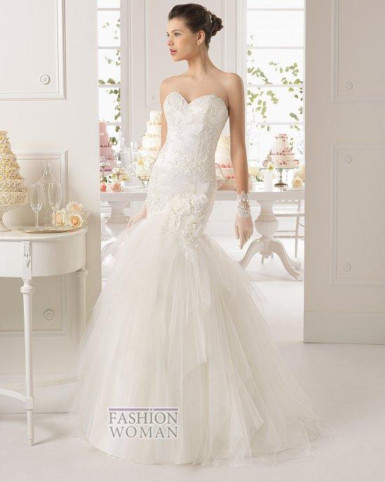 Коллекция свадебных платьев Aire Barcelona 2015 фото №43