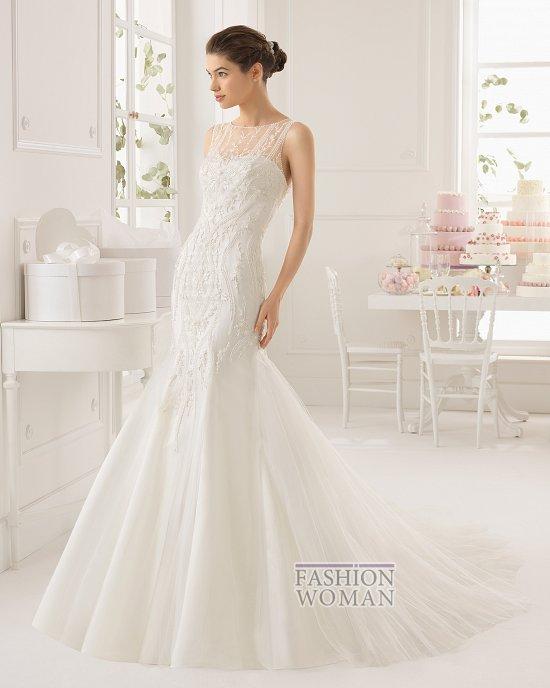 Коллекция свадебных платьев Aire Barcelona 2015 фото №46