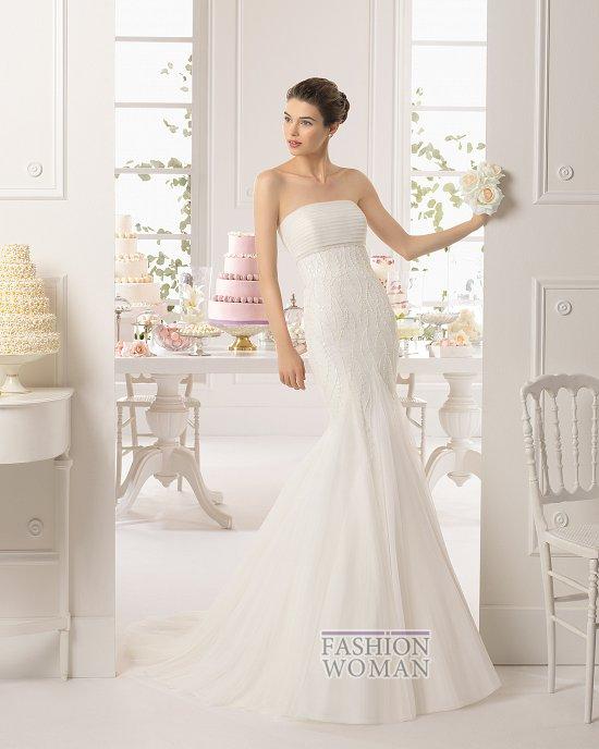 Коллекция свадебных платьев Aire Barcelona 2015 фото №47