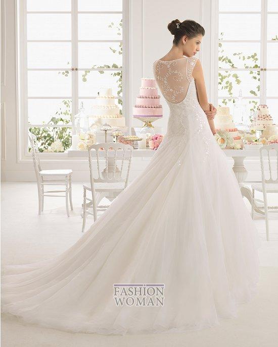 Коллекция свадебных платьев Aire Barcelona 2015 фото №49