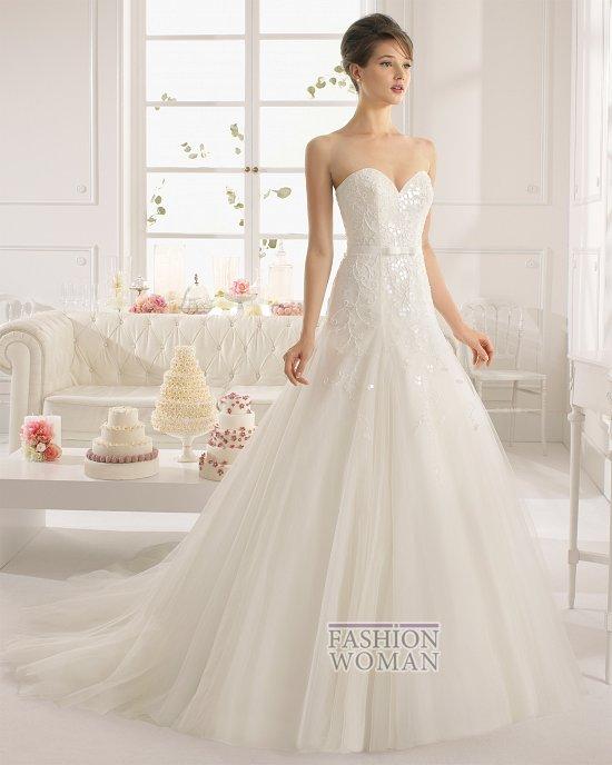 Коллекция свадебных платьев Aire Barcelona 2015 фото №50