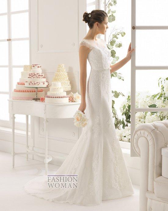 Коллекция свадебных платьев Aire Barcelona 2015 фото №54