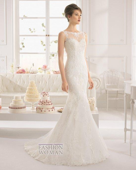 Коллекция свадебных платьев Aire Barcelona 2015 фото №55