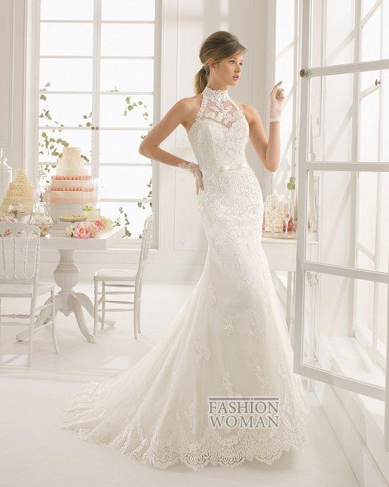 Коллекция свадебных платьев Aire Barcelona 2015 фото №56