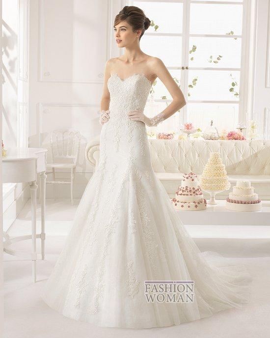 Коллекция свадебных платьев Aire Barcelona 2015 фото №57