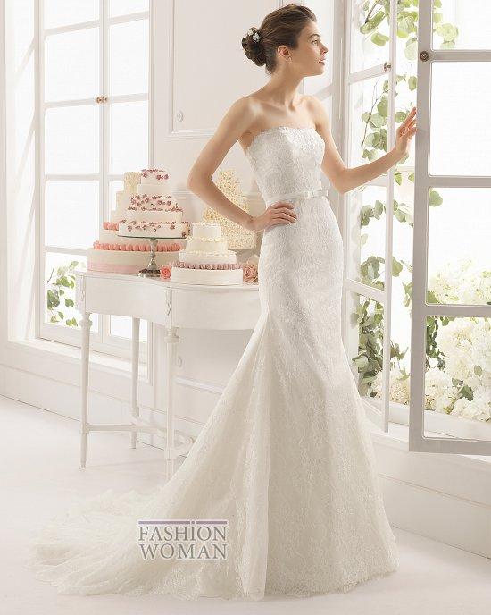 Коллекция свадебных платьев Aire Barcelona 2015 фото №58