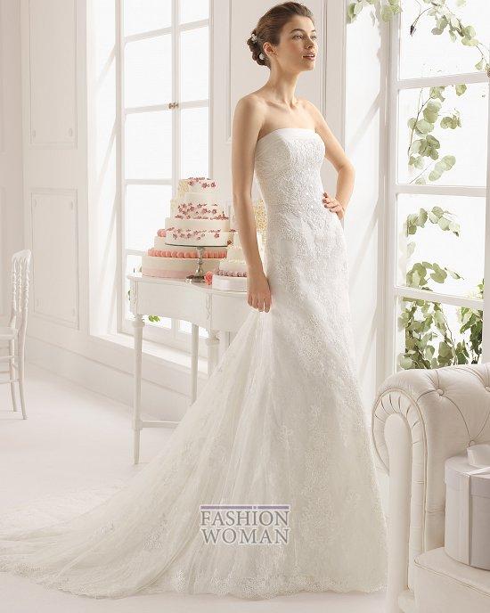Коллекция свадебных платьев Aire Barcelona 2015 фото №60