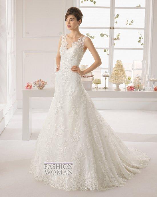 Коллекция свадебных платьев Aire Barcelona 2015 фото №63