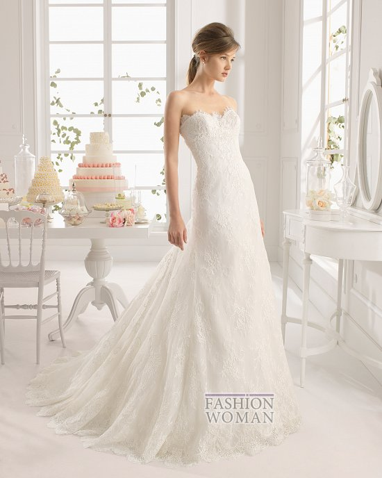 Коллекция свадебных платьев Aire Barcelona 2015 фото №64