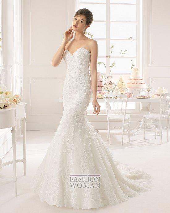 Коллекция свадебных платьев Aire Barcelona 2015 фото №65