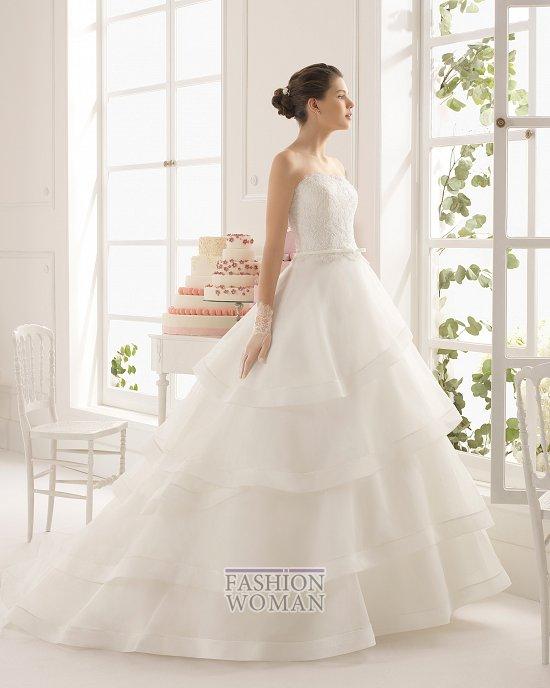 Коллекция свадебных платьев Aire Barcelona 2015 фото №67