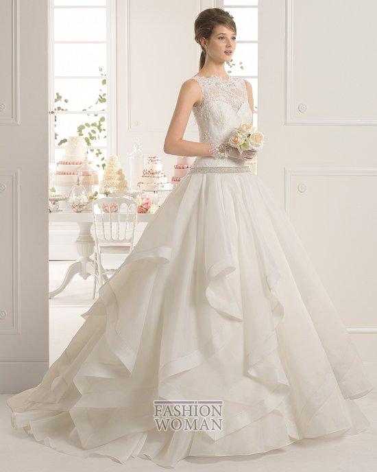 Коллекция свадебных платьев Aire Barcelona 2015 фото №68