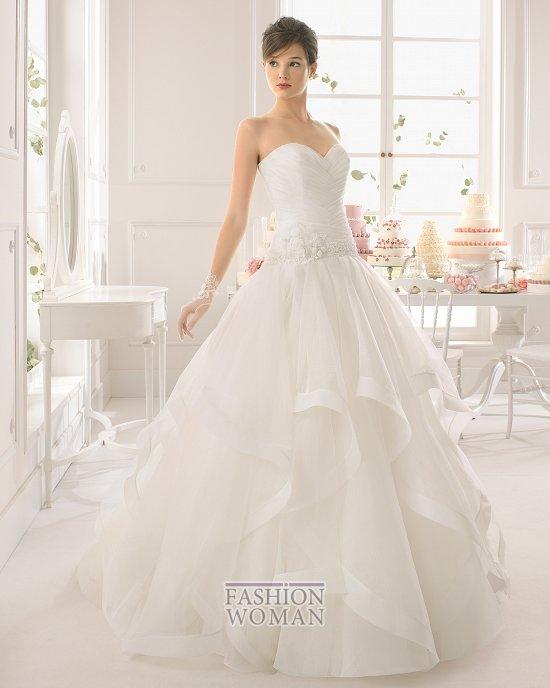 Коллекция свадебных платьев Aire Barcelona 2015 фото №70