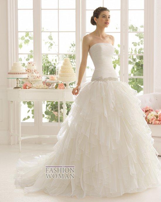 Коллекция свадебных платьев Aire Barcelona 2015 фото №72