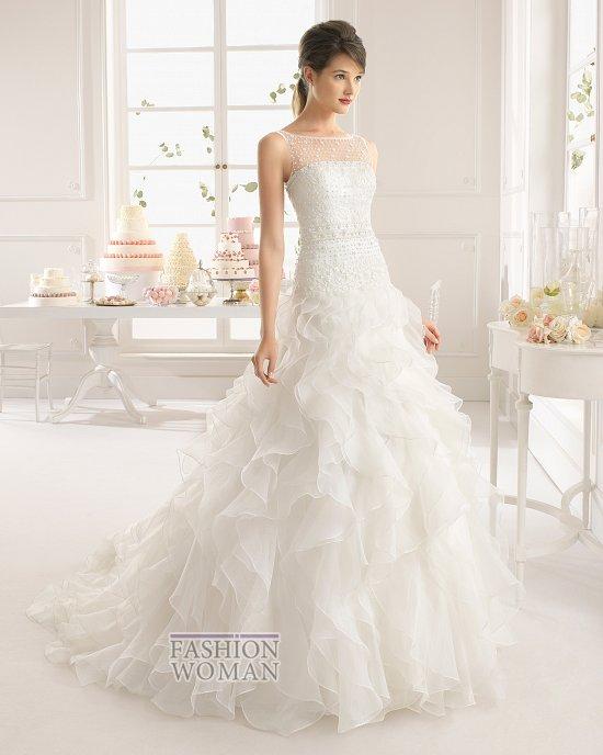 Коллекция свадебных платьев Aire Barcelona 2015 фото №73