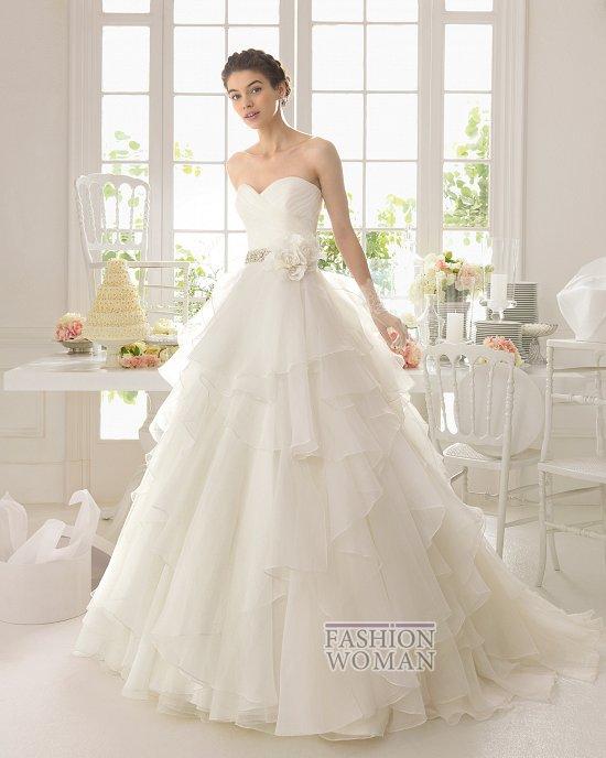 Коллекция свадебных платьев Aire Barcelona 2015 фото №74