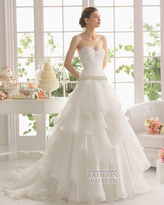 Коллекция свадебных платьев Aire Barcelona 2015 фото №75