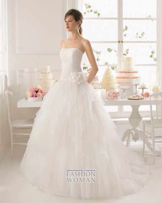 Коллекция свадебных платьев Aire Barcelona 2015 фото №78