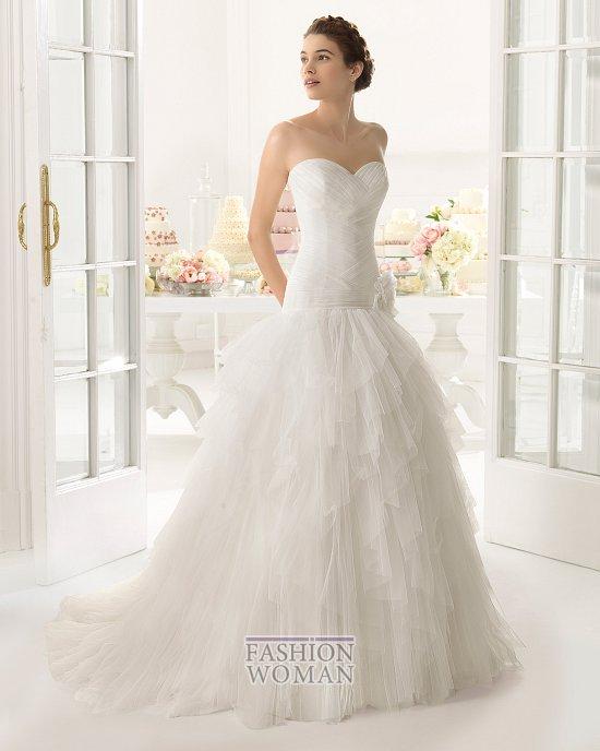 Коллекция свадебных платьев Aire Barcelona 2015 фото №79