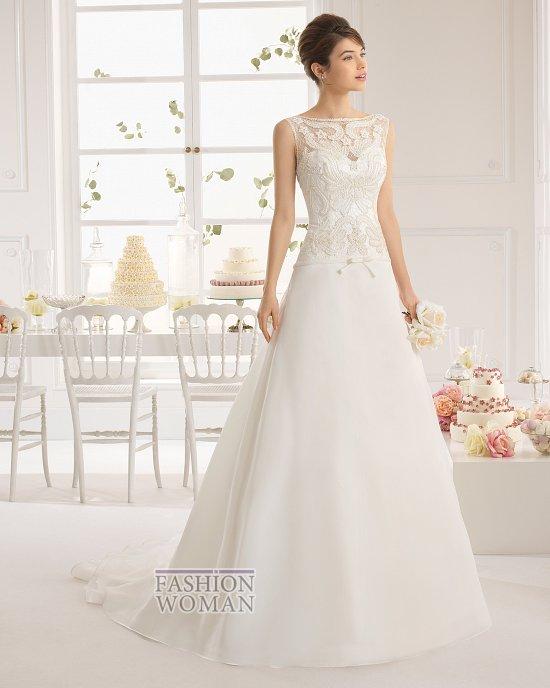 Коллекция свадебных платьев Aire Barcelona 2015 фото №80