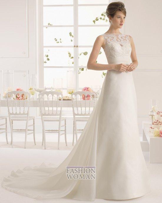 Коллекция свадебных платьев Aire Barcelona 2015 фото №81