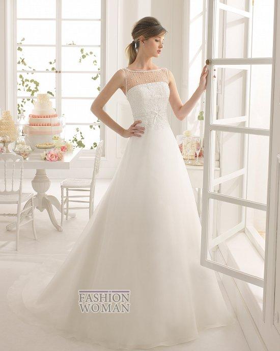 Коллекция свадебных платьев Aire Barcelona 2015 фото №83