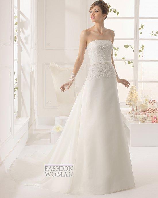 Коллекция свадебных платьев Aire Barcelona 2015 фото №84