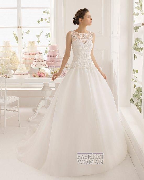Коллекция свадебных платьев Aire Barcelona 2015 фото №85