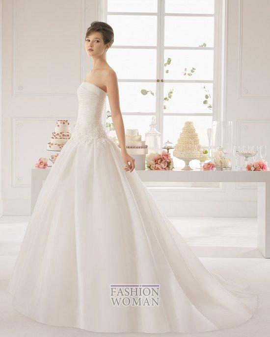 Коллекция свадебных платьев Aire Barcelona 2015 фото №86